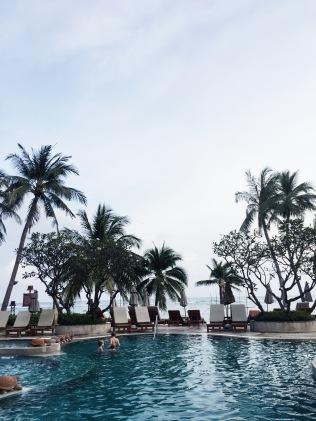 Resort on Chaweng Beach